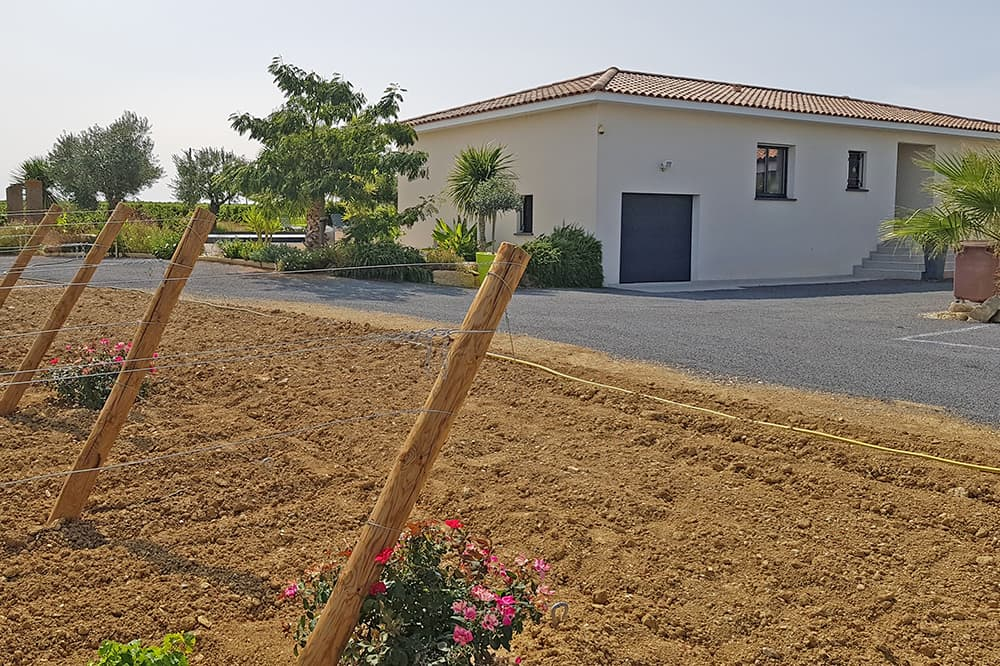 Rental accommodation in Languedoc