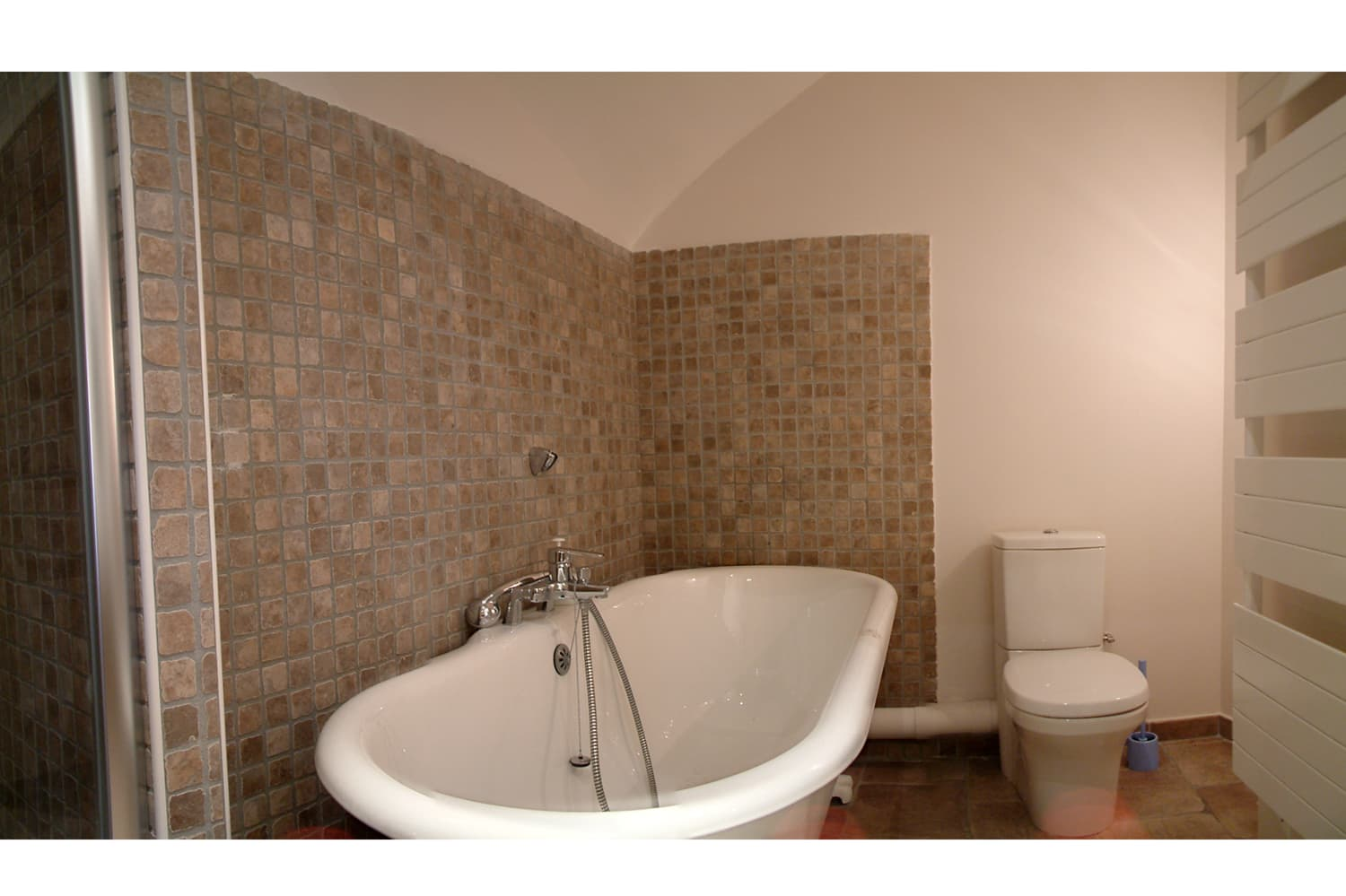 Bathroom in Occitanie holiday accommodation
