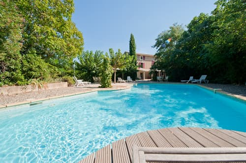 Holiday home in Languedoc with private pool