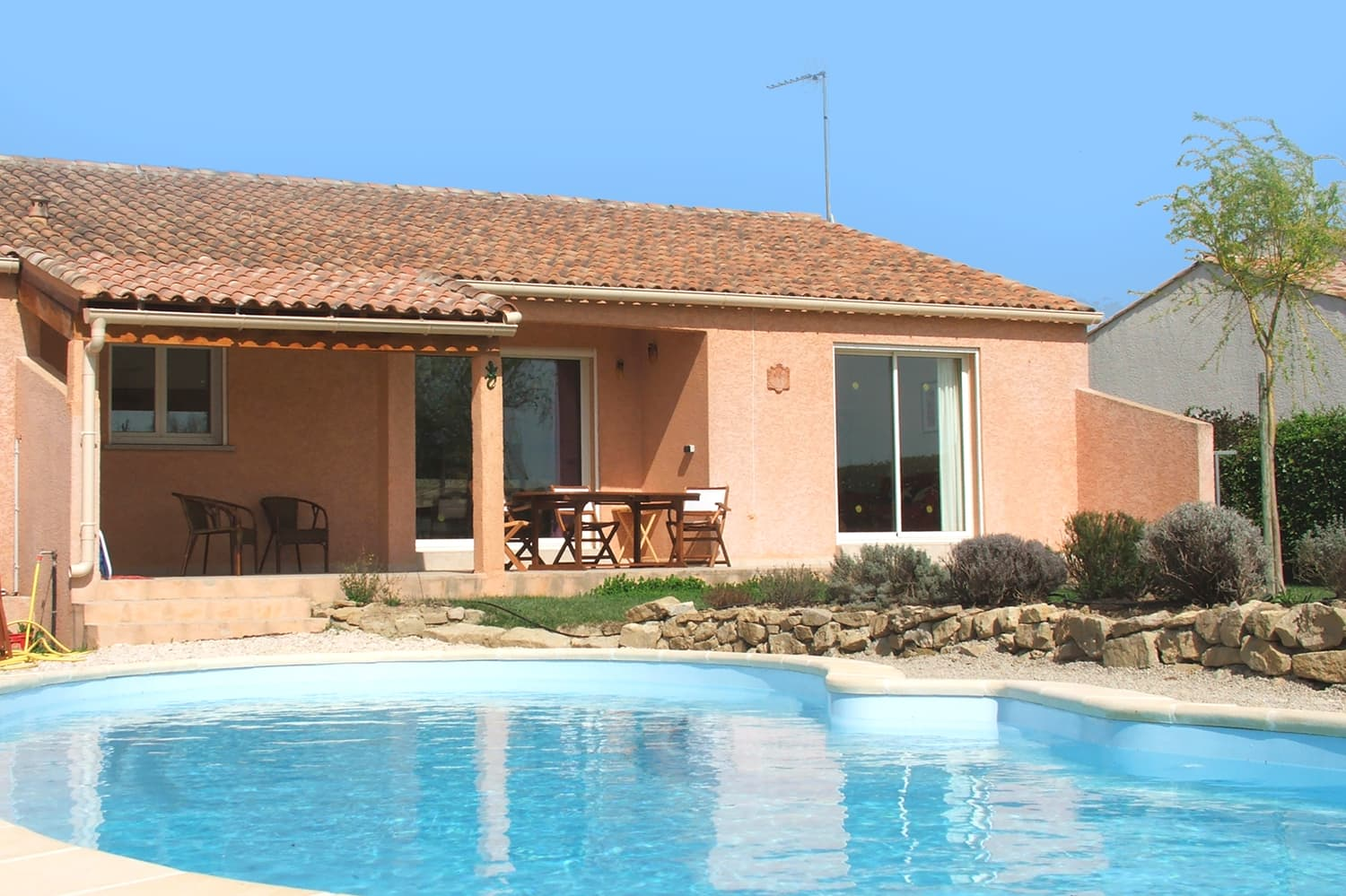 Vacation villa in Languedoc with private pool
