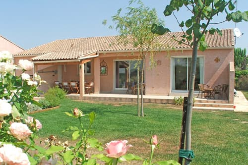 Vacation villa in Languedoc