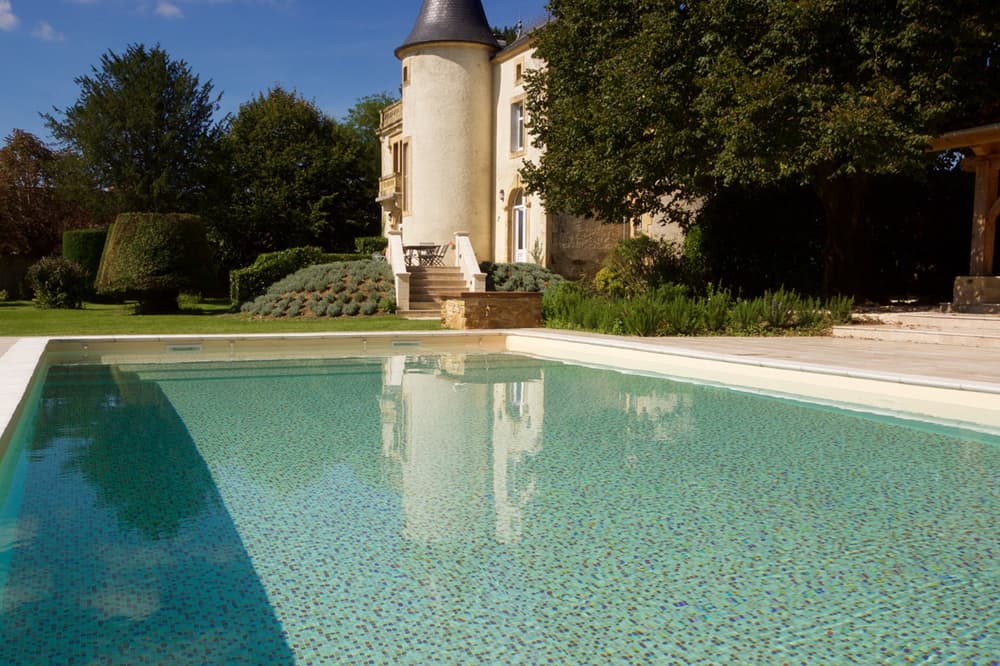 Private, heated pool