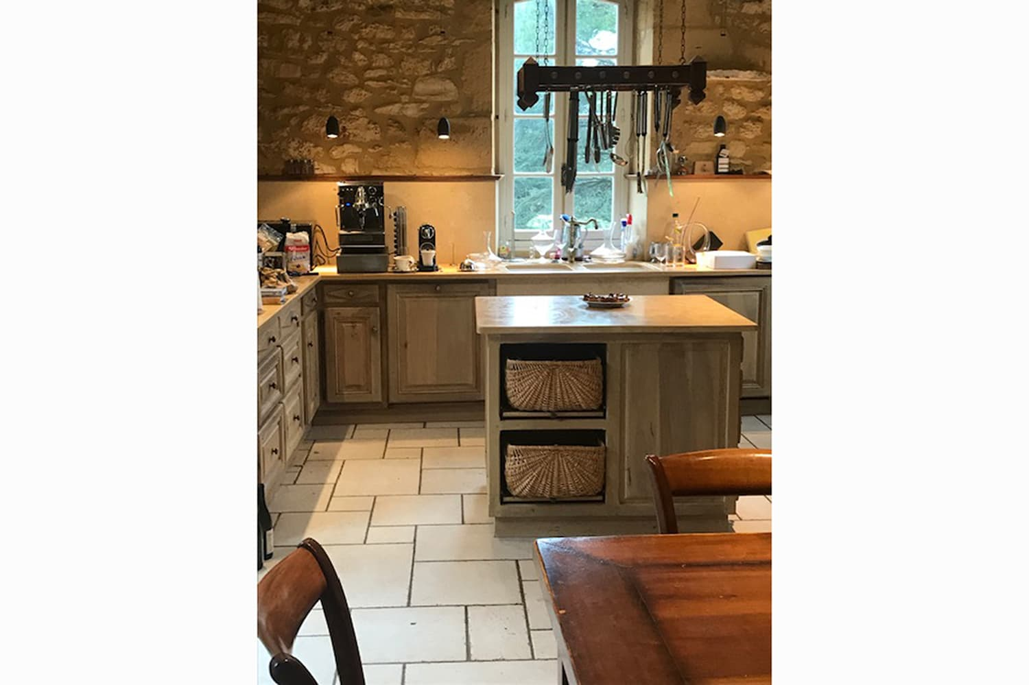 Kitchen in Carsac-Aillac rental home