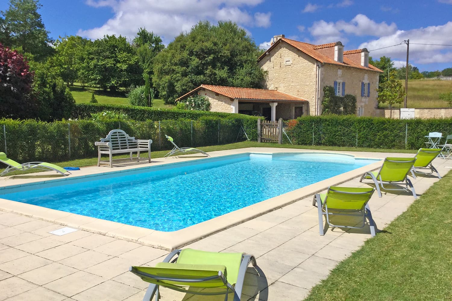 Holiday home in Léguillac-de-Cercles with private pool