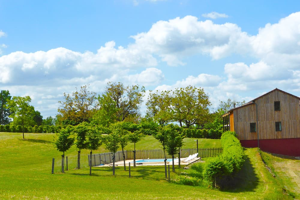 Holiday home in Dordogne with private, heated pool