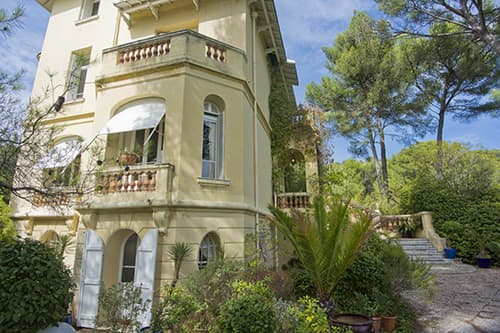 Self-catering holiday apartment in Provence Côte d'Azur