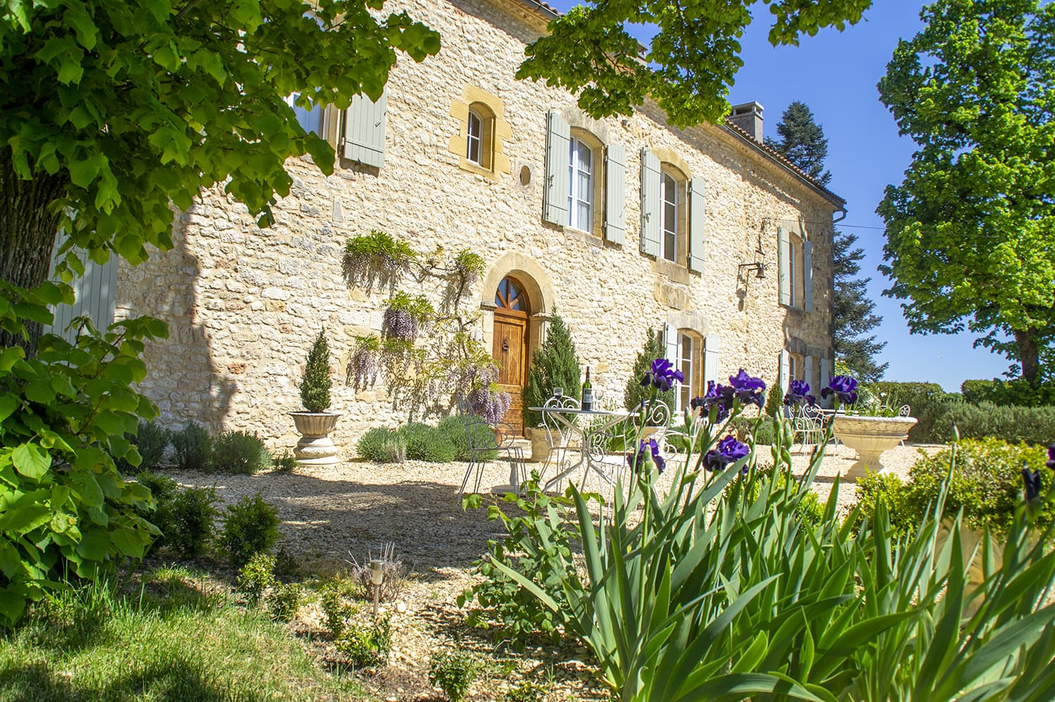 Dordogne holiday rental home