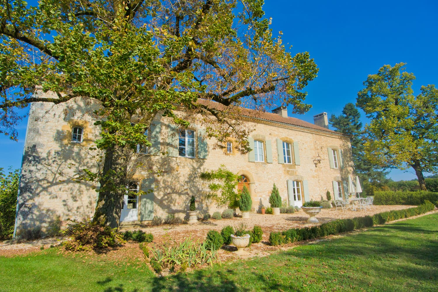 Holiday rental home in Dordogne