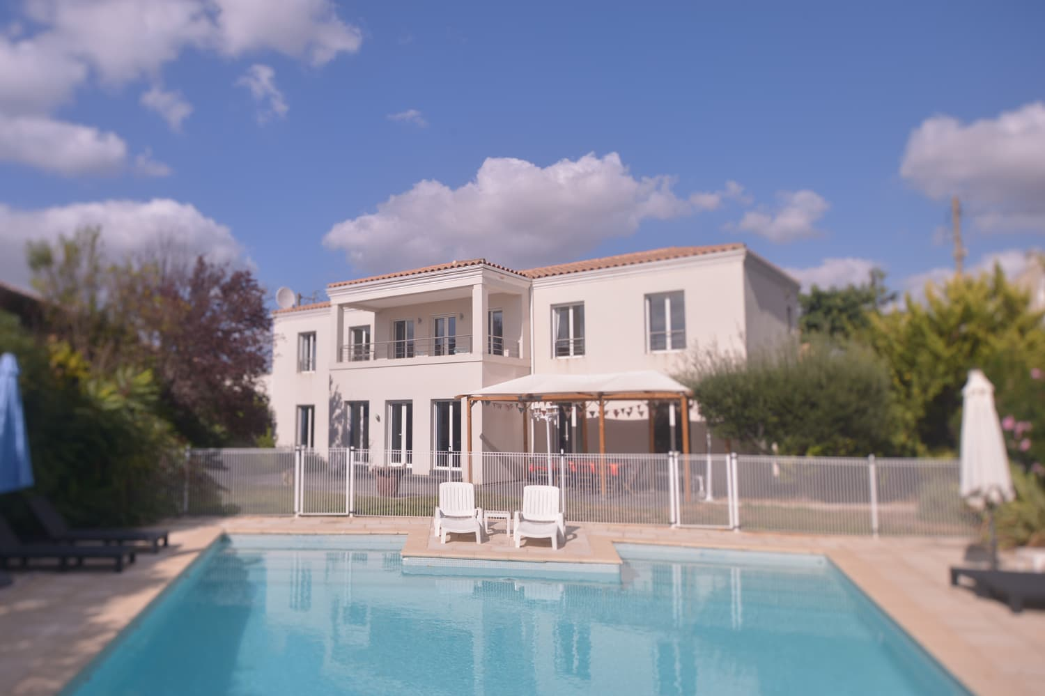 Holiday villa in Languedoc with private, heated pool