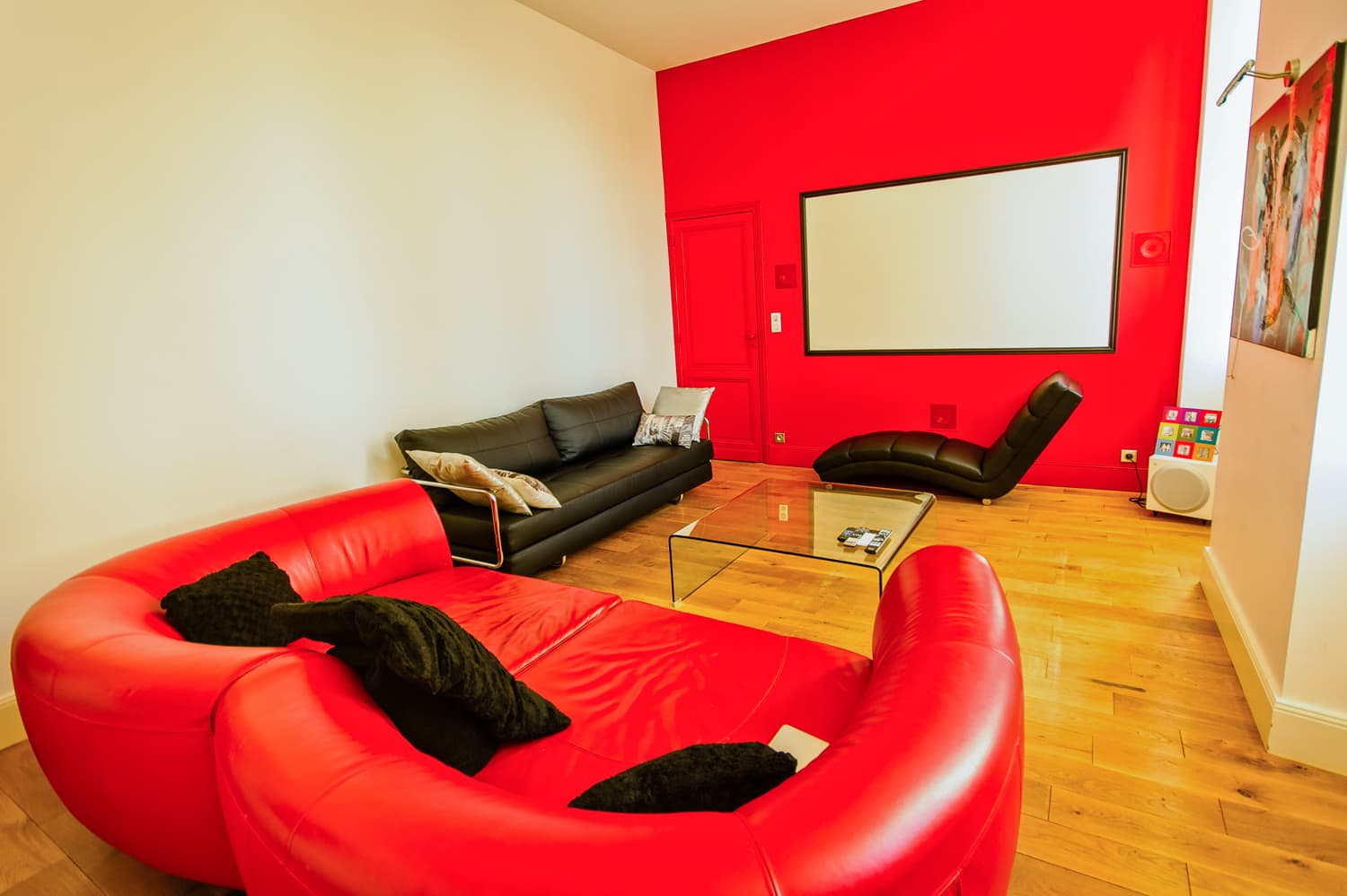Cinema in South West France holiday accommodation