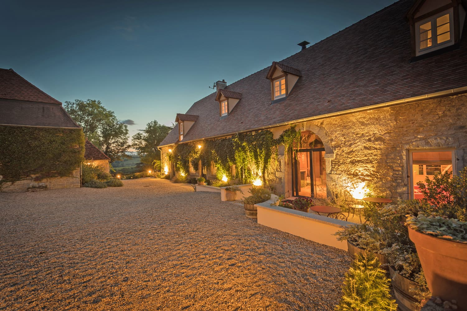 Holiday accommodation in Burgundy